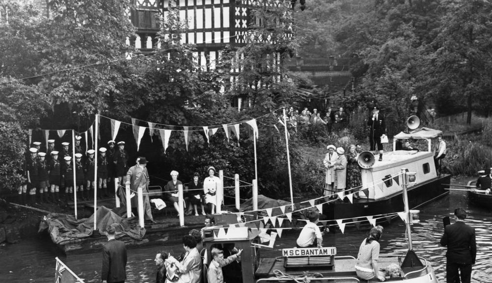 Bicentenary celebrations 1961
