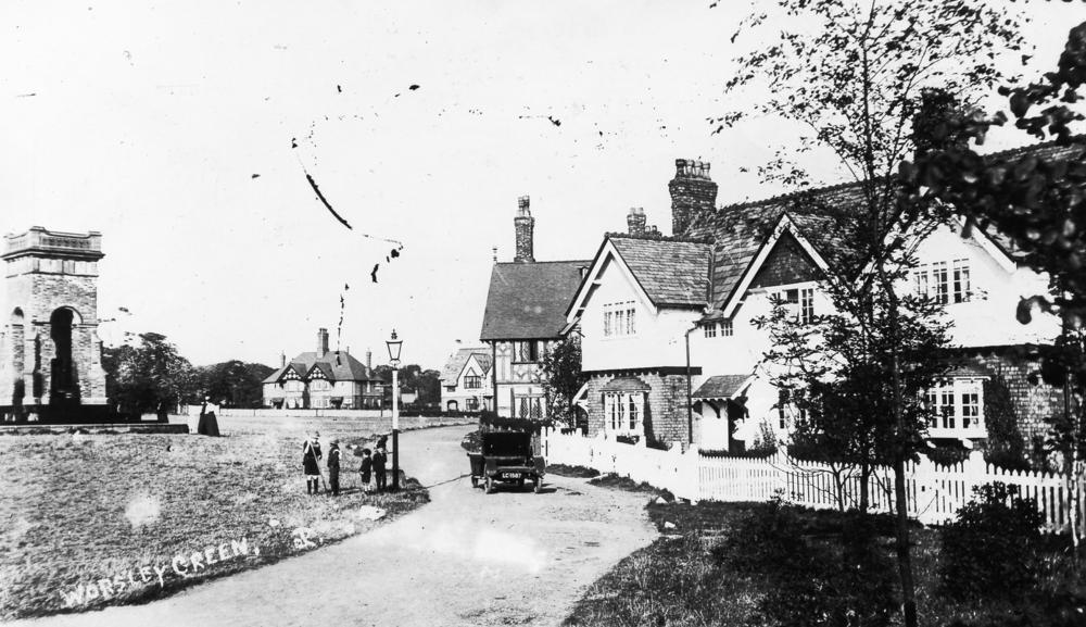 Worsley Green 1912